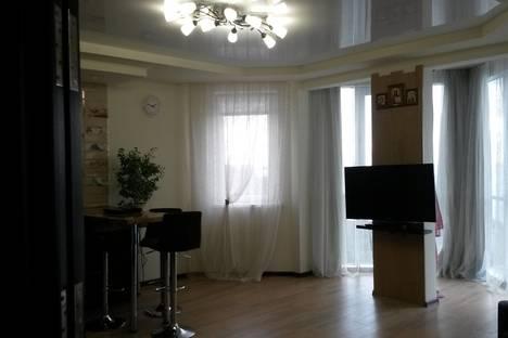 Сдается 2-комнатная квартира посуточнов Сочи, ул. Дорога на Большой Ахун, 14А.