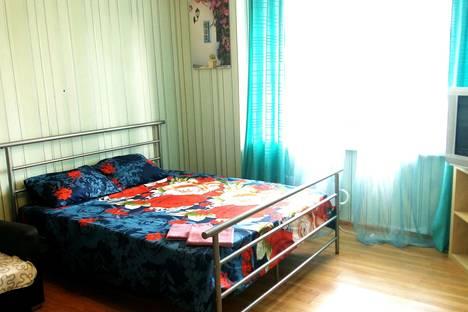 Сдается 1-комнатная квартира посуточно в Самаре, Калинина, 34.