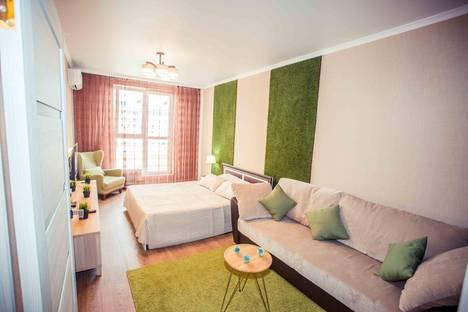 Сдается 1-комнатная квартира посуточнов Яблоновском, Красная ул., 176лит1/3.