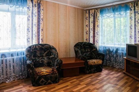 Сдается 1-комнатная квартира посуточно в Комсомольске-на-Амуре, Ленина 47.