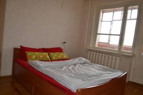 Сдается 2-комнатная квартира посуточно в Белгороде, ул. Левобережная, 20.