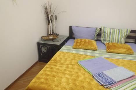Сдается 1-комнатная квартира посуточно в Гаспре, ул. Маратовская 3.