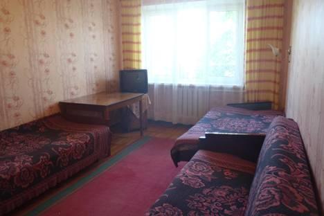 Сдается 1-комнатная квартира посуточно в Гаспре, Алупкинское шоссе 28.
