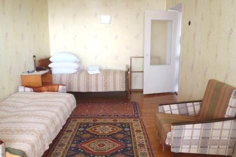Сдается 1-комнатная квартира посуточнов Гаспре, Алупкинское шоссе 28.