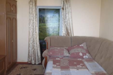Сдается 1-комнатная квартира посуточно в Гаспре, Алупкинское шоссе 52.