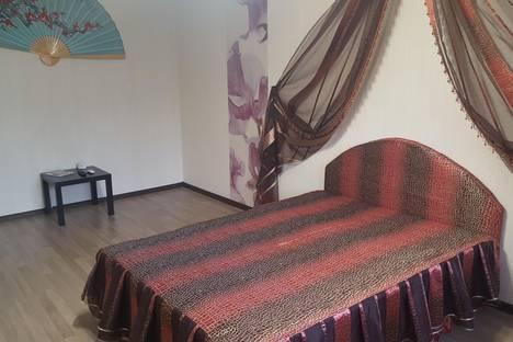 Сдается 1-комнатная квартира посуточно в Кургане, Пушкина 83.