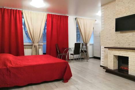 Сдается 1-комнатная квартира посуточно, ул. Орджоникидзе, 27.