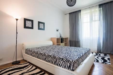 Сдается 4-комнатная квартира посуточно в Минске, Проспект Независимости дом 23.