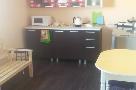 Сдается 2-комнатная квартира посуточно в Ханты-Мансийске, Солнечная,13 б.