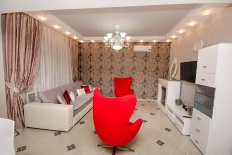 Сдается 3-комнатная квартира посуточно в Минске, Кирова, 3.