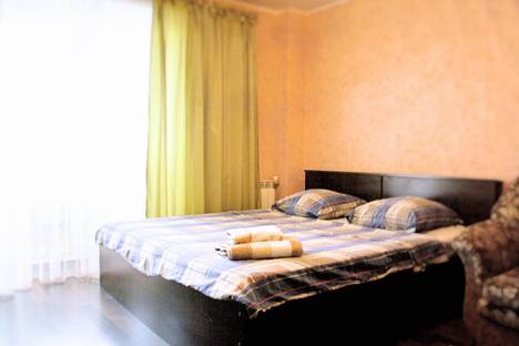 Сдается 1-комнатная квартира посуточнов Томске, ул. Красноармейская 119.