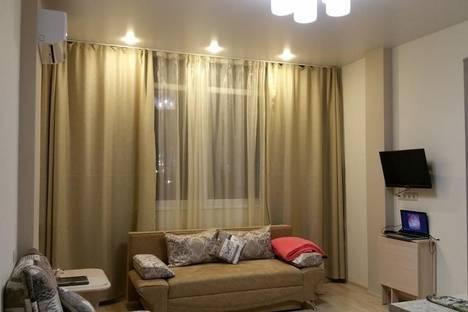 Сдается 1-комнатная квартира посуточно в Сочи, ул. Просвещения, 118/2.