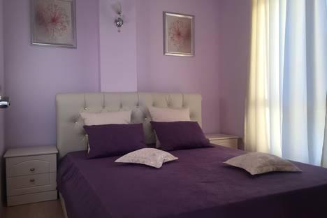 Сдается 2-комнатная квартира посуточнов Адлере, Ул. Просвещения 148.