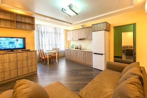 Сдается 1-комнатная квартира посуточно в Анапе, кирова 1.