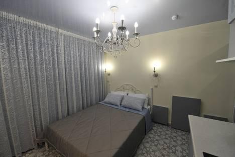Сдается 1-комнатная квартира посуточнов Тюмени, улица Котовского, 4.
