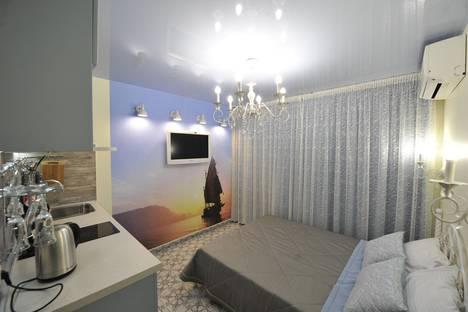 Сдается 1-комнатная квартира посуточно, улица Котовского, 4.