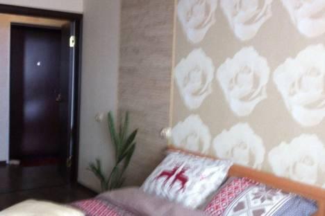 Сдается 1-комнатная квартира посуточно во Владивостоке, ул. Крыгина, 40.