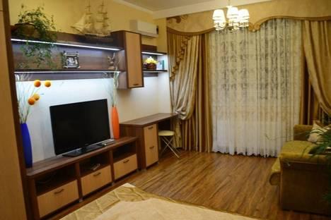 Сдается 1-комнатная квартира посуточно в Геленджике, Циолковского, 54.