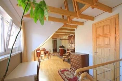 Сдается 3-комнатная квартира посуточно в Вильнюсе, Vokieciu, 8A.