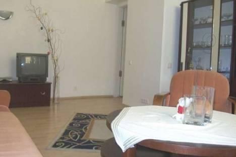 Сдается 3-комнатная квартира посуточно в Вильнюсе, Вокечю, 16.
