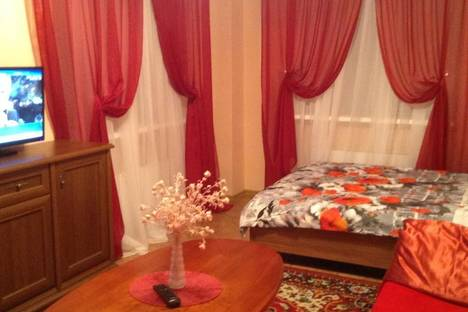 Сдается 1-комнатная квартира посуточнов Пензе, Фурманова 21.