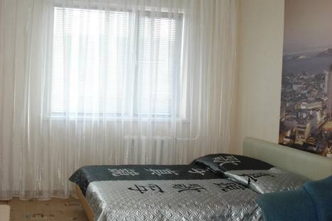 Сдается 1-комнатная квартира посуточно в Димитровграде, Гвардейская 49а.