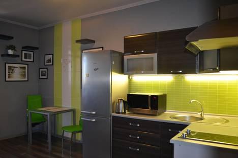 Сдается 1-комнатная квартира посуточно, шоссе Космонавтов, 213.