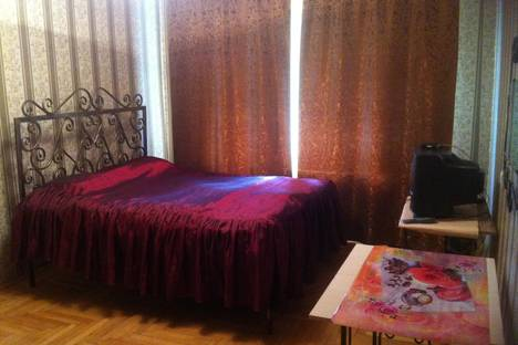 Сдается 1-комнатная квартира посуточнов Нальчике, ул. Московская, 6.