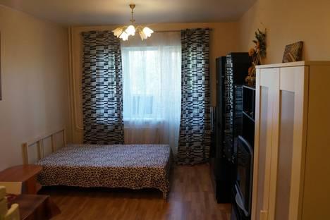 Сдается 1-комнатная квартира посуточнов Санкт-Петербурге, ул. Варшавская, 19 к 5.