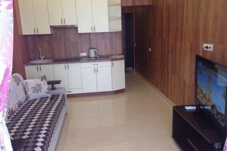 Сдается 1-комнатная квартира посуточно в Евпатории, Санаторная, 50б.