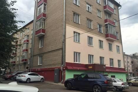Сдается 1-комнатная квартира посуточно в Казани, Сибирский тракт, 22.