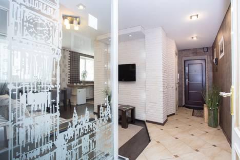 Сдается 2-комнатная квартира посуточно в Минске, проспект Независимости  52.