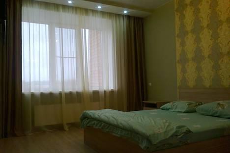 Сдается 1-комнатная квартира посуточнов Дзержинске, ул. Строителей, 9В новый ЭЛИТНЫЙ дом.