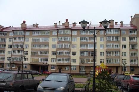 Сдается 1-комнатная квартира посуточново Всеволожске, Центральная 6.