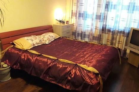 Сдается 1-комнатная квартира посуточно в Раменском, ул. Бронницкая, 13.