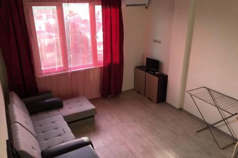 Сдается 1-комнатная квартира посуточнов Сочи, ул. Полтавская, 32к.