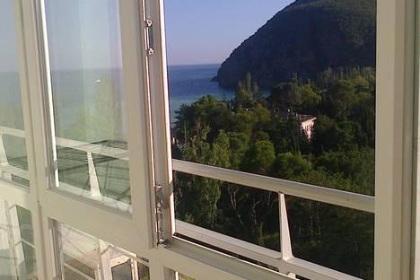 Сдается 2-комнатная квартира посуточнов Партените, Прибрежная 7.
