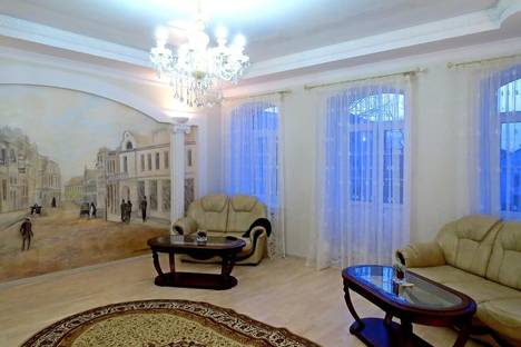 Сдается 3-комнатная квартира посуточно в Гродно, Советская, 13.