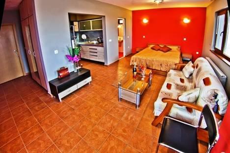 Сдается 1-комнатная квартира посуточно в Варне, к. к. Ален Мак, 1.