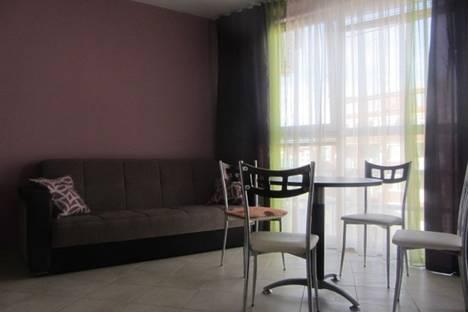 Сдается 1-комнатная квартира посуточно в Помории, Крайбережная, 14.
