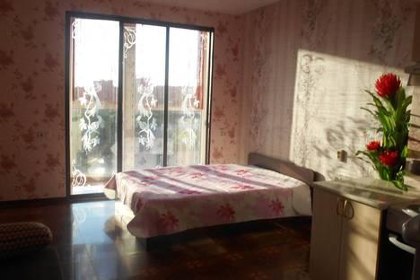 Сдается 1-комнатная квартира посуточнов Сочи, Войкого ,27.