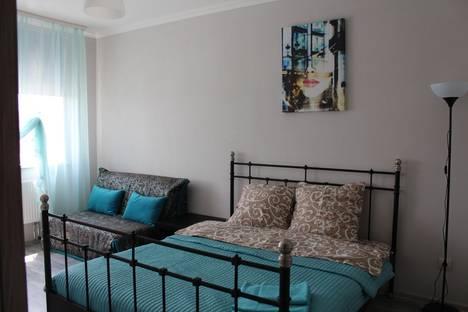 Сдается 1-комнатная квартира посуточнов Краснодаре, ул. им 40-летия Победы, 131.