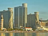 Сдается посуточно 1-комнатная квартира в Батуми. 33 м кв. ул. Химшиашвили, 15 Г