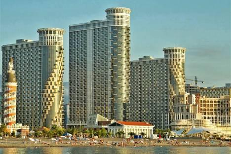 Сдается 1-комнатная квартира посуточно в Батуми, ул. Химшиашвили, 15 Г.
