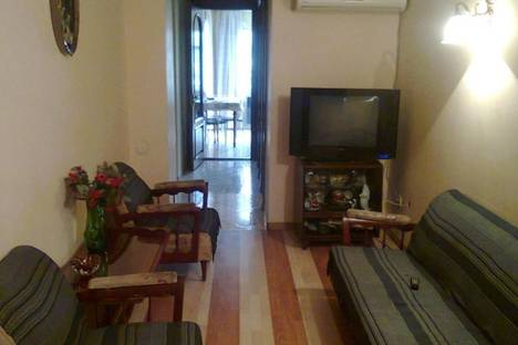 Сдается 3-комнатная квартира посуточно в Батуми, Горгиладзе, 37.
