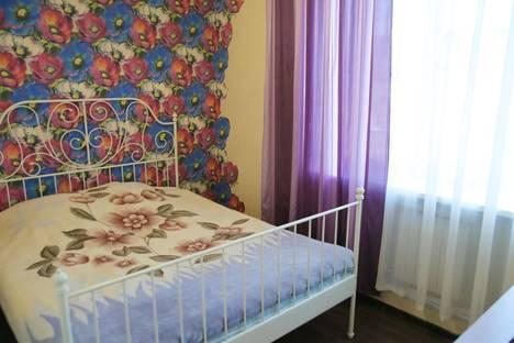 Сдается 2-комнатная квартира посуточно в Бийске, Красноармейская, 67.