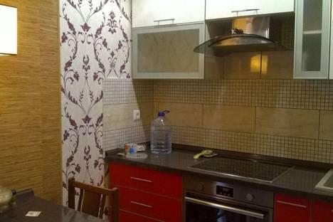 Сдается 2-комнатная квартира посуточнов Казани, Сибирский тракт, 23б.
