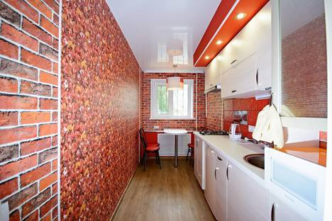 Сдается 2-комнатная квартира посуточнов Екатеринбурге, ул. Советская, 15.