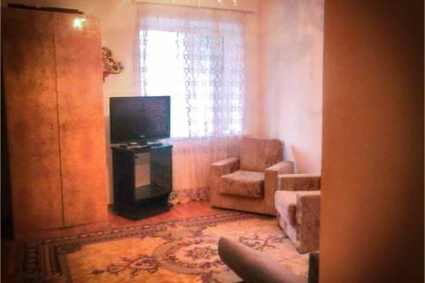 Сдается 1-комнатная квартира посуточно в Уральске, Циолковского,тц Астана 2/1.