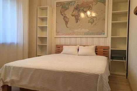 Сдается 2-комнатная квартира посуточнов Санкт-Петербурге, Коломяжский проспект, 15 к2.
